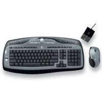 Logitech Cordless Desktop MX 3000 Laser, NO RF Wireless tastiera