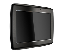 "TomTom Via 110 IT Fisso 4.3"" LCD Touch screen 183g Nero navigatore"