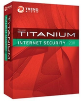 Trend Micro Titanium Internet Security, 1u, 1Y, Box, ML 1utente(i) 1anno/i Multilingua