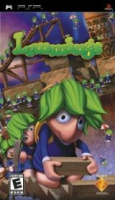 Sony Lemmings PlayStation Portatile (PSP) videogioco