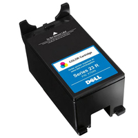 DELL Colour Ink Cartridge Nero cartuccia d