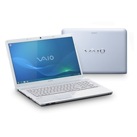 "Sony VAIO VPCEF3S1E/WI 1.9GHz P840 17.3"" 1600 x 900Pixel Bianco notebook/portatile"