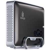 Iomega eGo 34985 2000GB Marrone disco rigido esterno