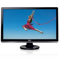 "DELL ST2420L 24"" Full HD Nero monitor piatto per PC"