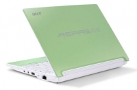 "Acer Aspire One One Happy Lime 1.66GHz N450 10.1"" 1024 x 600Pixel 3G Verde Netbook"