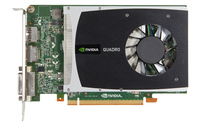 Fujitsu S26361-F2856-L201 Quadro 2000 1GB GDDR5 scheda video