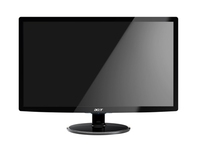 "Acer S242HLAbid 24"" Full HD Nero monitor piatto per PC"