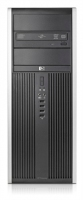 HP Compaq Elite 8100 Elite CMT 3.2GHz i3-550 Mini Tower Nero PC