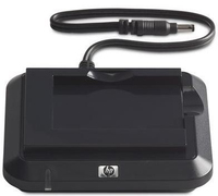 HP FA831AT Indoor battery charger Nero carica batterie