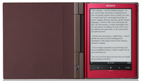 Sony PRS-ACL65R Rosso custodia per e-book reader