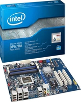 Intel DP67BA LGA 1155 (Socket H2) ATX scheda madre