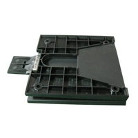 DELL 575-10003 Wall-mounted CPU holder Nero supporto per CPU