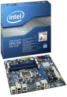 Intel DP67DE LGA 1155 (Socket H2) uATX scheda madre