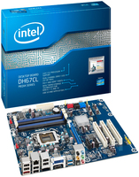 Intel DH67CL LGA 1155 (Socket H2) ATX scheda madre