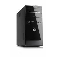 HP G G5210be Desktop PC 3.2GHz i3-550 Microtorre Nero PC