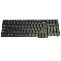 Acer Aspire keyboard NO QWERTY Norvegese Nero tastiera