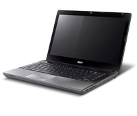 "Acer Aspire AS4820TG-5464G50Mnks 2.53GHz i5-460M 14"" 1366 x 768Pixel Nero Computer portatile"