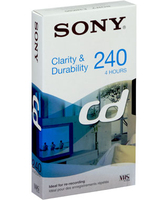 Sony E240CD Video ?assette 240min 1pezzo(i) audio/videocassetta