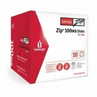Iomega 10 Pack Zip Disk 100 MB 100MB disco zip