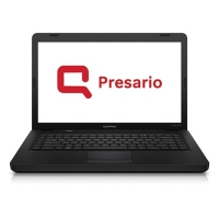 "HP Compaq Presario CQ56-187SD Notebook PC 2.1GHz P320 15.6"" 1366 x 768Pixel Nero"