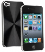 Cellularline Disco for iPhone 4 Nero