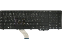 Acer KB.INT00.323 QWERTY Danese Nero tastiera