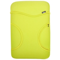 "Contour Design Pocket sleeve 13"" 13"" Custodia a tasca Giallo"