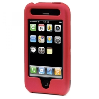 Contour Design HardSkin iPhone 3G/3GS Rosso
