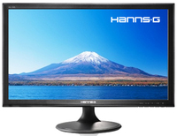 "Hannspree Hanns.G HL195ABB 18.5"" Nero monitor piatto per PC"