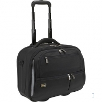 "Case Logic 15.4"" Rolling Projector and Laptop Case (SKU-CNP-15) 15.4"" Trolley case Nero"