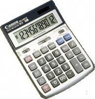 Canon Desk Display Calculator HS-1200TS Calcolatrice con display Argento