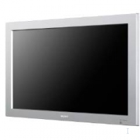 "Sony 40"" Flat Panel LCD Pro Display, Silver Digital signage flat panel 40"" Argento"