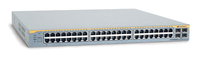 Allied Telesis 10/100/1000 x 48 ports Gigabit Ethernet L3 Switch Gestito L3 Bianco