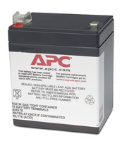 APC Battery Cartridge Acido piombo (VRLA) batteria ricaricabile