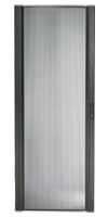 APC NetShelter SX 48U 600mm Wide Perforated Curved Door Black