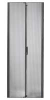 APC NetShelter SX 48U 750mm Wide Perforated Split Doors Black