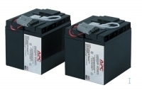 APC Replacement Battery Cartridge #55 Ioni di Litio batteria ricaricabile