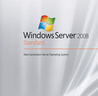 Fujitsu Windows Server 2008 R2 Standard, ROK, 5u