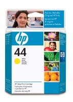 HP 44 Yellow Giallo cartuccia d