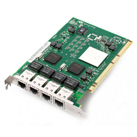 Intel PRO/1000 GT Quad Port Server Adapter Interno Ethernet 1000Mbit/s scheda di rete e adattatore