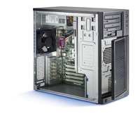 Intel SC5299WS Full-Tower 670W Nero vane portacomputer