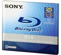 Sony Blu-ray DiscT, 25 GB 25GB
