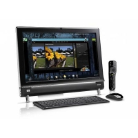 HP TouchSmart 600-1210be Desktop PC