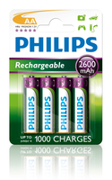 Philips Rechargeables Batteria R6B4B260/10