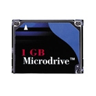 Toshiba 1GB IBM Microdrive disco rigido interno