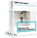 EMC Retrospect® for Macintosh Desktop Edition 1yr Support & Maintenance Only