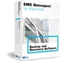 EMC Retrospect 6.1 for Macintosh Workgroup Edition 1 yr Support & Maintenance Only