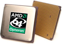 HP AMD Opteron 2216 2.4GHz 2MB L2 processore