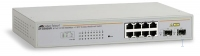 Allied Telesis 8 port Gigabit WebSmart Switch Gestito