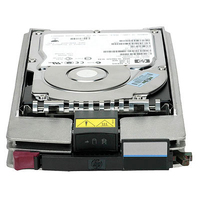 HP 36GB 10000 rpm DP FC 36GB Canale a fibra disco rigido interno